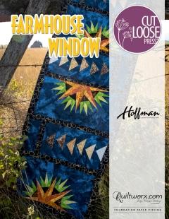 Farmhouse Window Table Runner