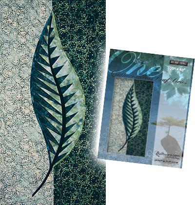 One - Quiltworx.com Leaf Series