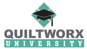 Quiltworx University Logo