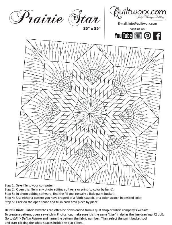 Prairie Star 2014 : prairie quilt patterns - Adamdwight.com